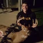Cody's 1st Archery Buck