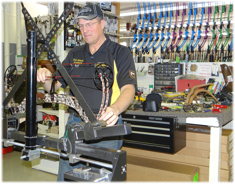 Tri-State Outdoors | Archery Services | Warranty Service for Archery Bows Crossbows