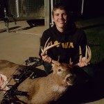 Cody's 1st Archery Buck