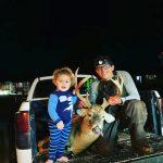 First bow deer, first bow buck !
